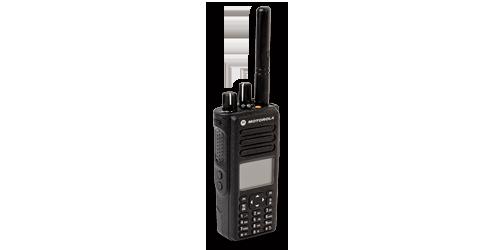 Motorola-DP4800-Handsprechfunkgerät