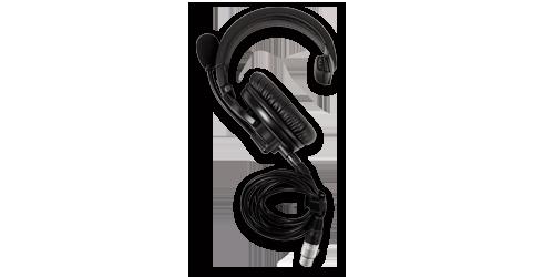 Shure-BRH-441M-1-Ohr-Headset