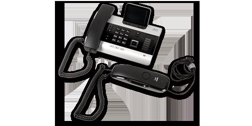 Siemens-Analog-ISDN-Telefone