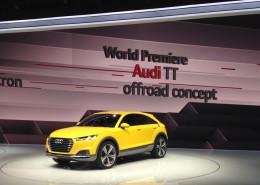 CS Com Solution Audi Peking 2014