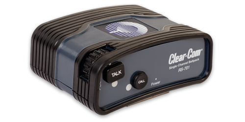Clearcom-RS-701-1-Kanal-Partyline-Beltpack