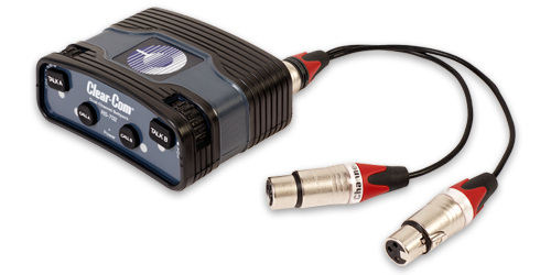 Clearcom-RS-702-2-Kanal-Partyline-Beltpack