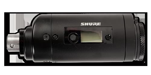 Shure-UR3-Aufstecksender