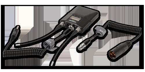 Shure-UR5-Kamera-Empfänger