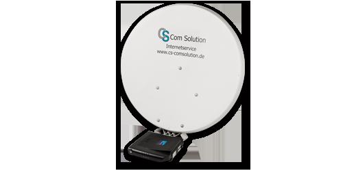 Satelliten-Internetsysteme