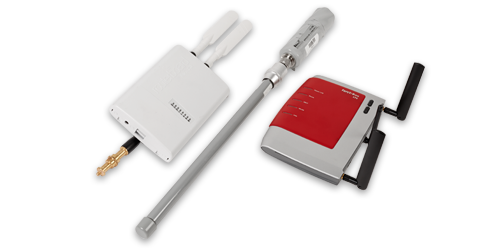 WLAN-LTE-Router